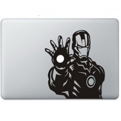 Iron Man (6) Macbook Sticker