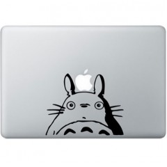 Totoro MacBook Sticker