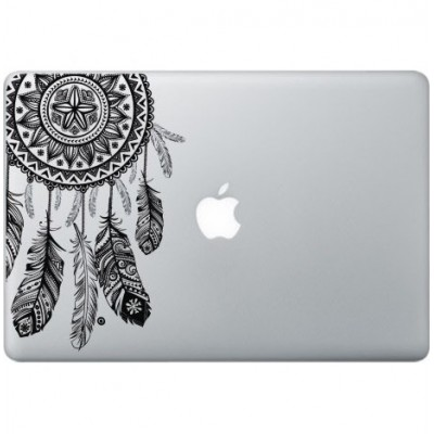 Dromenvanger Macbook Sticker