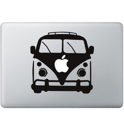 Volkswagen Busje MacBook Sticker