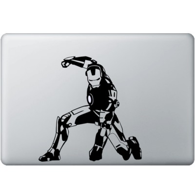 Iron Man (2) MacBook Sticker
