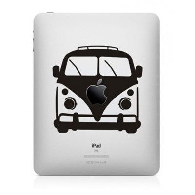 Volkswagen Busje iPad Sticker iPad Stickers