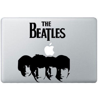 The Beatles (2) MacBook Sticker