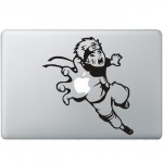 Scarface MacBook Sticker Zwarte Stickers