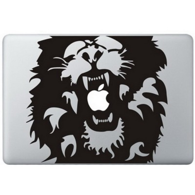 Leeuw (Roar) MacBook Sticker