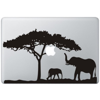 Afrika MacBook Sticker