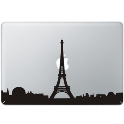Parijs Eifel Toren MacBook Sticker